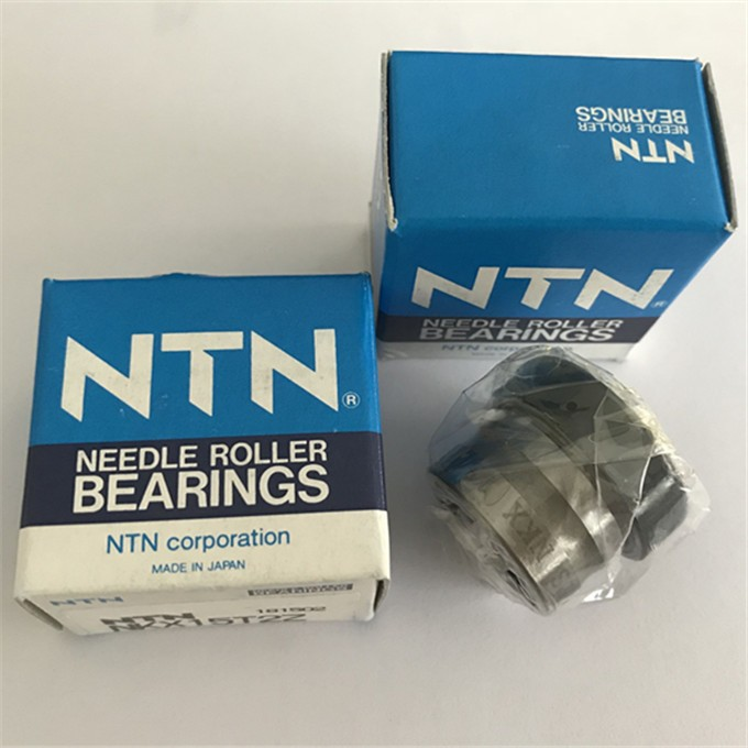 12 mm x 24 mm x 16 mm  NTN NKXR15T2Z+IR12×15×16 Cojinetes Complejos