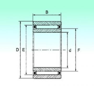 15 mm x 32 mm x 12 mm  NBS NAO 15x32x12 Rodamientos De Agujas