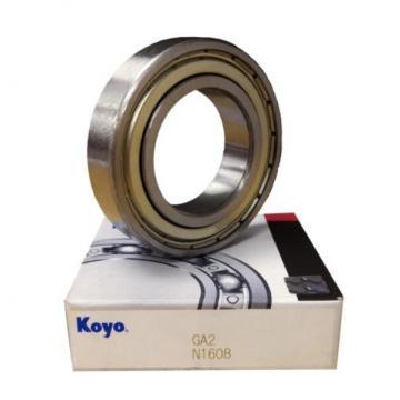 248 mm x 360 mm x 36 mm  KOYO 234748B Cojinetes De Bola