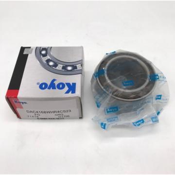 KOYO BSU3572BDF Cojinetes De Bola