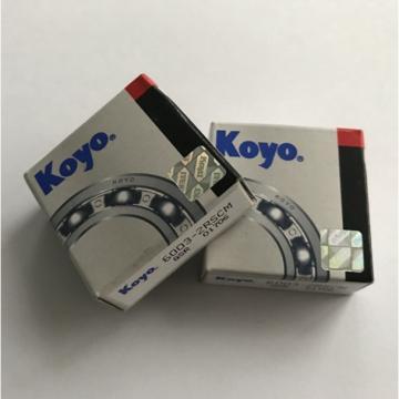 KOYO 53208U Cojinetes De Bola