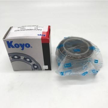 70 mm x 110 mm x 12 mm  KOYO 234414B Cojinetes De Bola