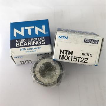 35 mm x 52 mm x 20 mm  NTN NKXR40T2Z+IR35×40×20 Cojinetes Complejos