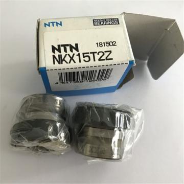 55 mm x 80 mm x 34 mm  NTN NKIA5911 Cojinetes Complejos