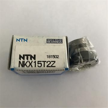 40 mm x 58 mm x 20 mm  NTN NKXR45T2+IR40×45×20 Cojinetes Complejos