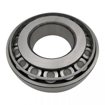 98,425 mm x 158,75 mm x 42 mm  Gamet 160098X/ 160158X Rodamientos De Rodillos Cónicos